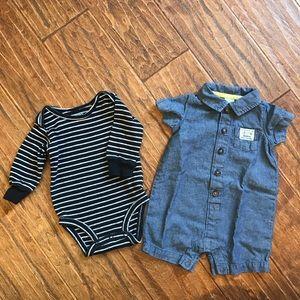 Carter's 3 month bundle